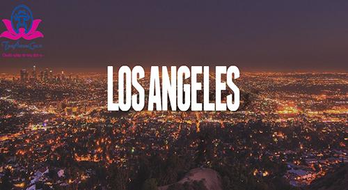 Thành phố Los Angeles.