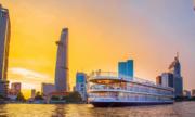Chuyến thưởng ngoạn trên du thuyền sang trọng bậc nhất Sài Gòn