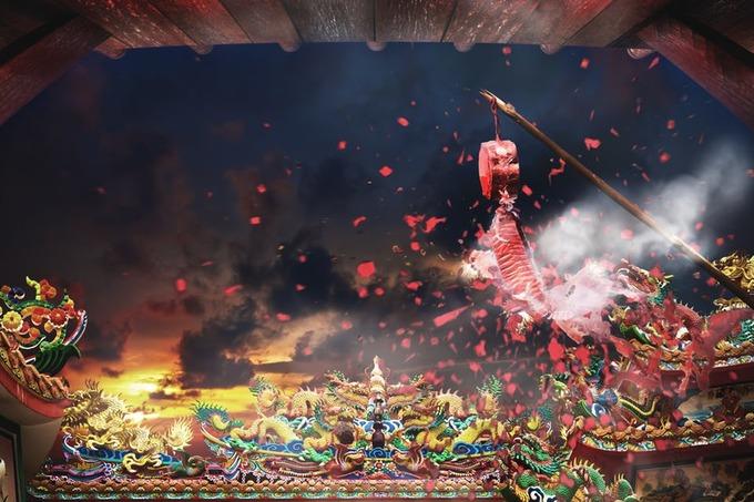 Những phong tục đón năm mới ở Trung Quốc