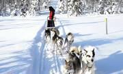 Mùa đông ở vùng đất được mệnh danh bình yên nhất thế giới