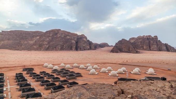 7 điều độc đáo ở Jordan - nơi bạn có thể sống như lên sao Hoả