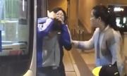 Khách Trung Quốc gây phẫn nộ vì hành hung tài xế xe buýt