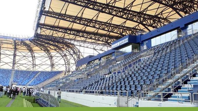 Sân vận động tuyển Việt Nam đá trận tứ kết với Nhật Bản