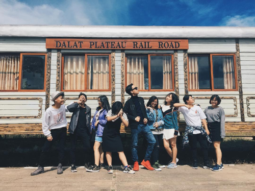 Ga Đà Lạt là nhà ga cổ nhất Đông Dương, điểm đến yêu thích của nhiều du khách.