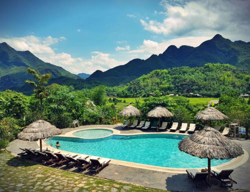 Đây sẽ là một trải nghiệm khó quên với tất cả du khách có mặt tại Mai Chau Ecolodge dịp Tết âm lịch. Chương trình áp dụng cho khách nghỉ trong giai đoạn từ 3 đến 7/2.