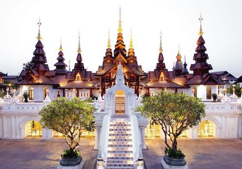 Là đất nước Phật giáo với nhiều chùa chiền, Thái Lan được nhiều du khách Việt Nam chọn là điểm du lịch trong năm mới. Ảnh: Pinterest