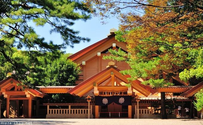 Đền Atsuta
