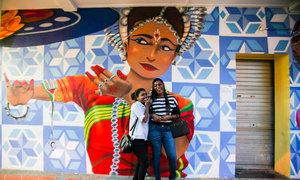 Những con đường bích họa hút khách bậc nhất Singapore