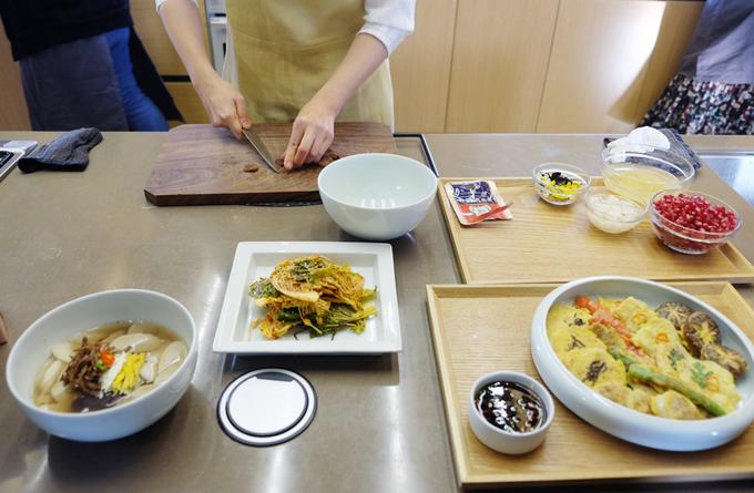 Các món ăn lấy may đầu năm của người Hàn Quốc