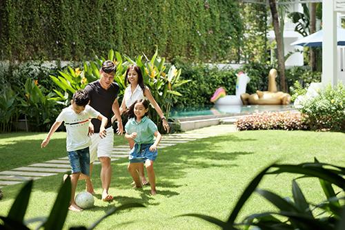 Premier Village Danang Resort Managed by AccorHotels cung cấp dịch vụ bảo mẫu tại Câu lạc bộ trẻ em.