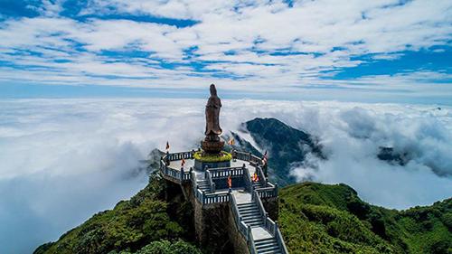 Chiêm bái xá lợi Phật trong lòng Đại Tượng Phật cao nhất Việt Nam - 8