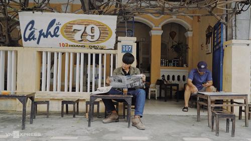 Quán cà phê trong ngôi nhà xây từ năm 1911 ở Đà Nẵng - ảnh 1