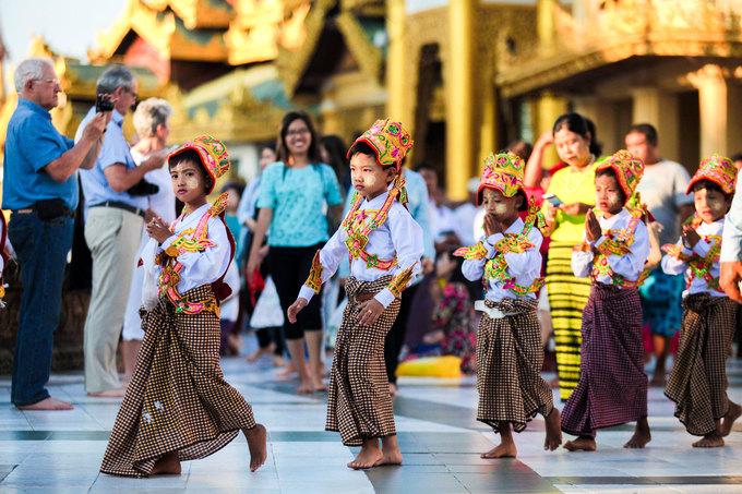 Xuất gia báo hiếu, nghi lễ quan trọng nhất đời người ở Myanmar