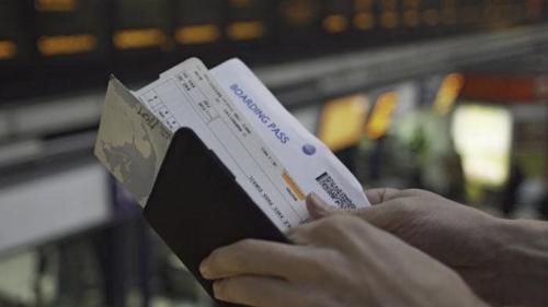 GTE là những chữ cái không ai muốn nhìn thấy trên vé máy bay của mình. Ảnh: News.