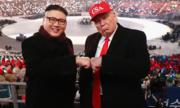 Những người đi khắp nơi, kiếm bộn tiền nhờ đóng giả Trump - Kim