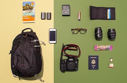 Những vật dụng nên mang trong chuyến đi của bạn. Ảnh: Fodors Travel Guide.