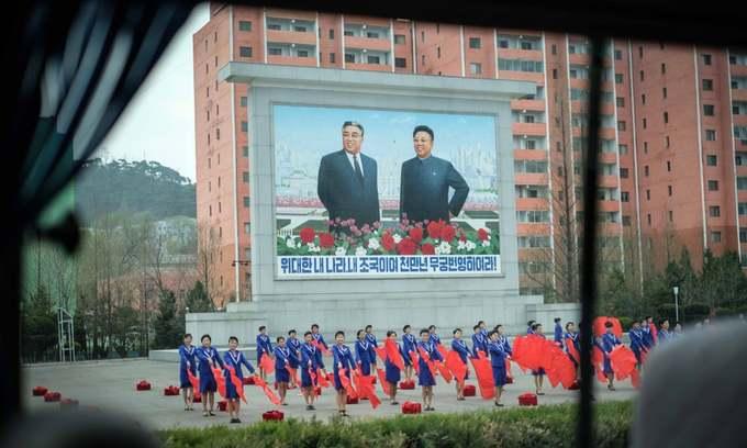 Cuộc sống bình yên ở Triều Tiên