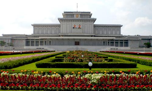 Nơi tôn kính nhất với người Triều Tiên ở Bình Nhưỡng