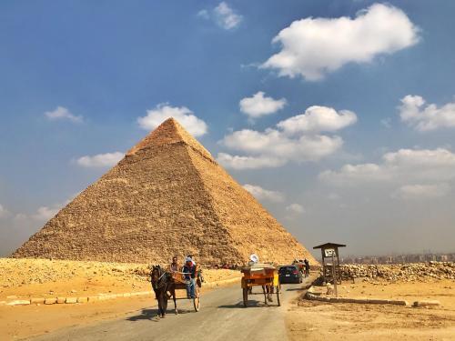 Ai Cập đang là điểm đến thu hút những du khách thích tour trải nghiệm.