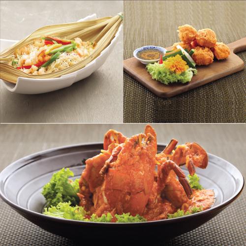 Chuyên gia ẩm thực Singapore chia sẻ đam mê nghề bếp