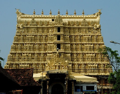 Ngôi đền là một trong những điểm hành hương nổi tiếng. Ảnh: Amusing Planet.