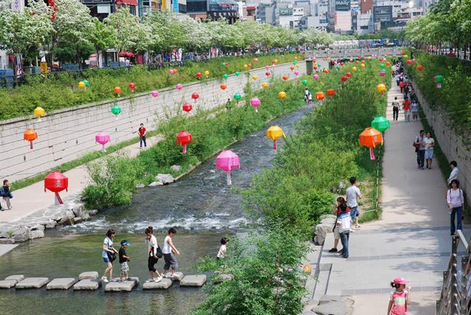 Hai ngày thăm hết cảnh đẹp nổi tiếng ở Seoul