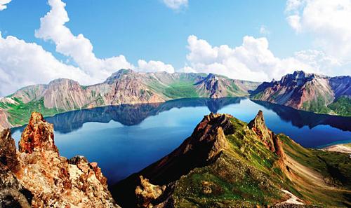 Triều Tiên sở hữu nhiều cảnh đẹp, từng khiến không ít du khách bất ngờ. Ảnh: Express.