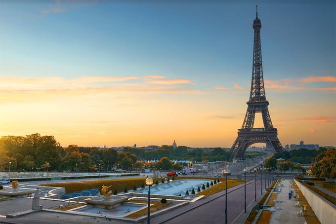 Các địa điểm đem lại trải nghiệm độc đáo ở Paris