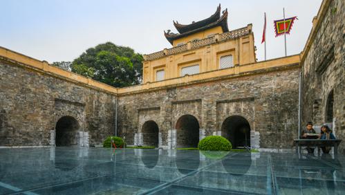 Khu di tích lịch sử Hoàng thành Thăng Long, địa điểmsẽ diễn ra lễ hội văn hoá Việt Nam dài 5 ngày vàotháng 4/2019.