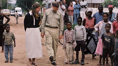 Mozambique, tháng 9/2003. Ảnh:Gates Notes.