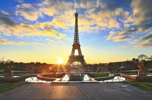 Nước Pháp luôn là điểm đến được yêu thích hàng đầu ở châu Âu.