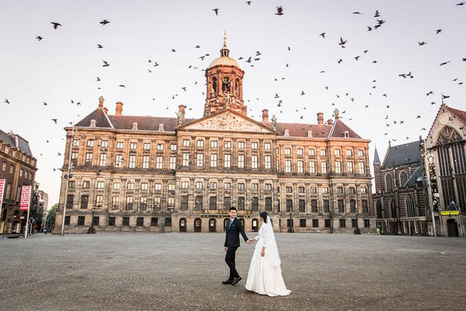 Những điểm đến lãng mạn ở châu Âu dành cho các đôi lứa