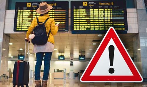 Nhiều hãng bay đã hủy chuyến ở New Zealand sau khi nước này đặt cảnh báo cao về mức độ đe dọa an ninh. Ảnh: Express.