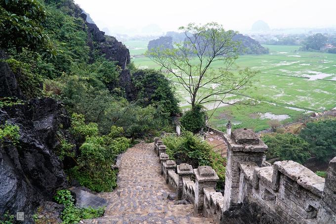 Ba phiên bản Việt của Vạn Lý Trường Thành hút khách check-in