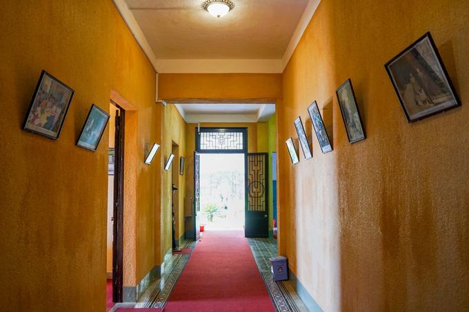 Cung điện được tặng của Nam Phương hoàng hậu ở Đà Lạt