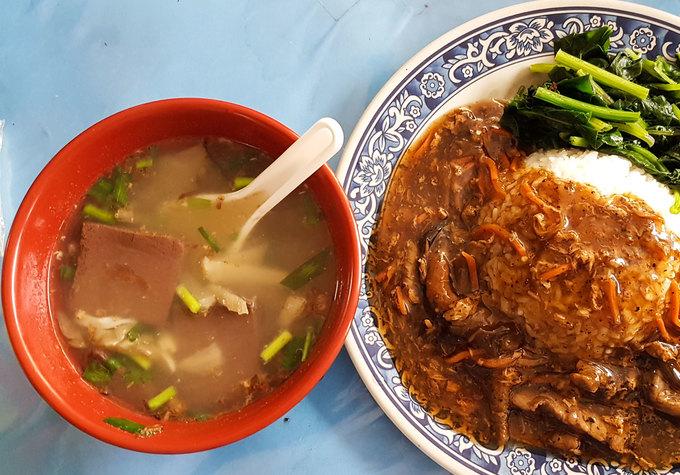 10 món ăn đường phố làm nên thương hiệu ẩm thực Đài Loan