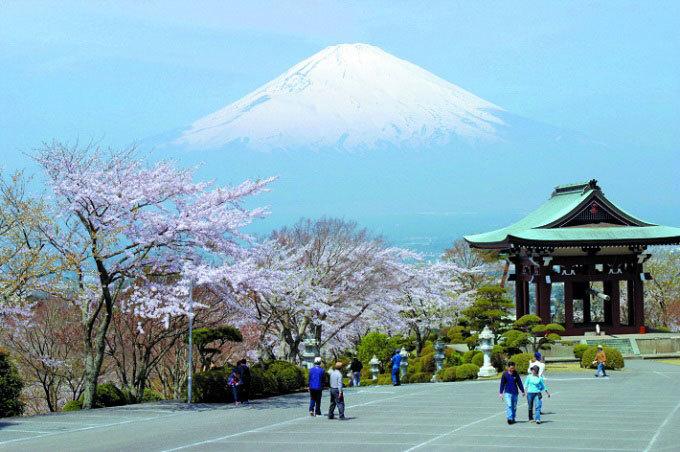 Gotemba - thành phố du lịch độc đáo ít người biết ở Nhật