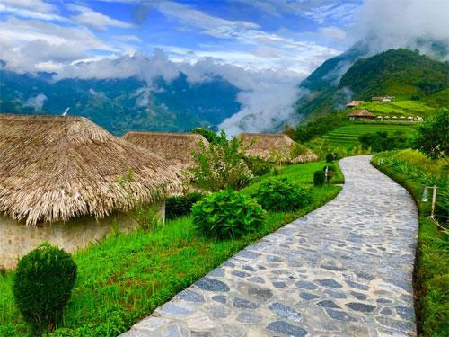 Những nơi lưu trú thân thiện với môi trường được khách đánh giá cao. Ảnh: Khương Nha.