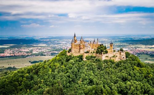 Chính sách mới giúp du khách đến Đức thoải mái hơn trong việc làm hồ sơ xin visa.