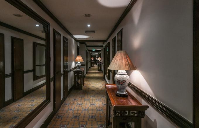 Căn phòng Charlie Chaplin trong khách sạn lâu đời nhất Hà Nội