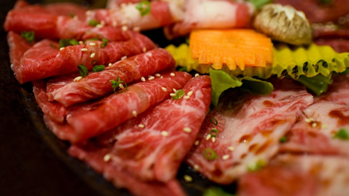 Thịt bò Kobe Nhật Bản. Ảnh:Mashed.