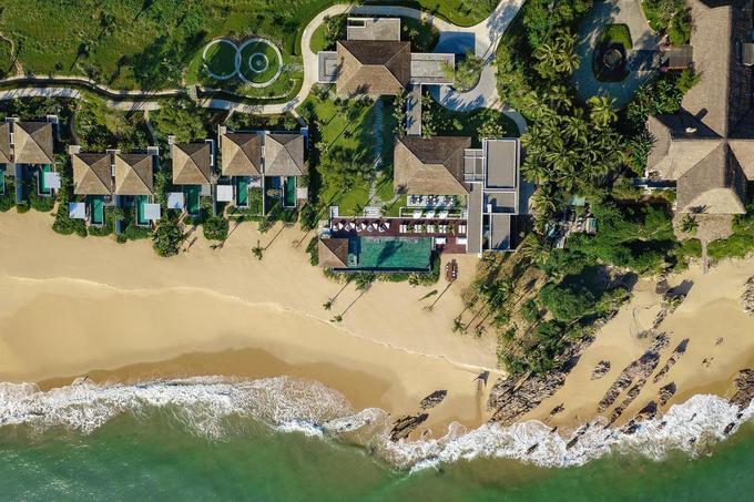 7 resort sang chảnh cho kỳ nghỉ hè ở Quy Nhơn