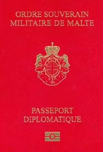 Cuốn hộ chiếu được xếp hạng là hiếm nhất thế giới. Ảnh: Nine Pickle.