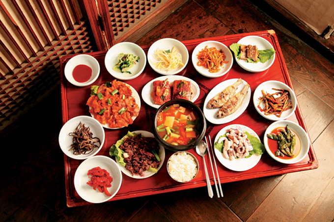 Hiểu lầm của nhiều người về món ăn Hàn Quốc