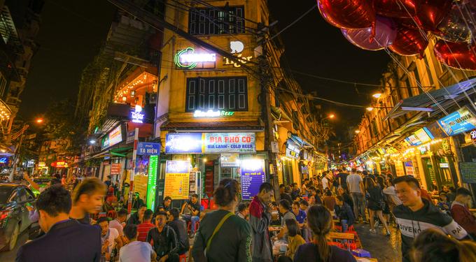 12 hoạt động ăn chơi ngay trong Hà Nội dịp nghỉ giỗ Tổ