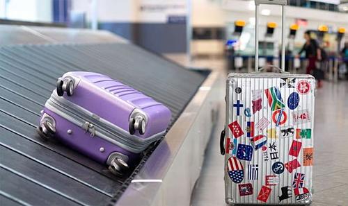 Lý do khi đi máy bay, vali du lịch càng xấu càng tốt