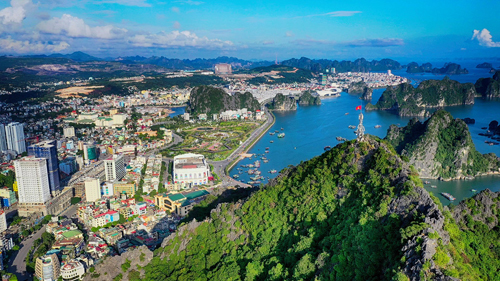 Du lịch Quảng Ninh cần những chiến lược mới để bứt phá vươn tầm di sản. Ảnh: Báo Quảng Ninh.
