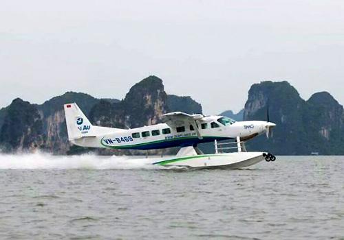 Dịch vụ bay ngắm cảnh Đồng Hới   Đà Nẵng