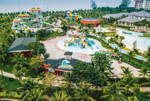 VinOasis Phú Quốc - Thiên đường nghỉ dưỡng tất cả trong một hoàn hảo cho cả gia đình (bài xin Edit) - 3