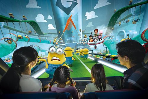 Những khu vui chơi mới sẽ có các điểm tham quan và trò chơi phù hợp với tấtcả khách tham quan, đặc biệt làcác gia đình cùng trẻ em cùng với các shop theo chủ đề, và nhà hàng.